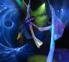 Acrobats of Cirque-Tacular…thrilling aerial & variety theatre