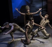 Tale of ExODDus…a cirque biblical story with Cirque-tacular
