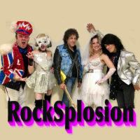 Rocksplosion – The Ultimate Rock Star Tribute Show!